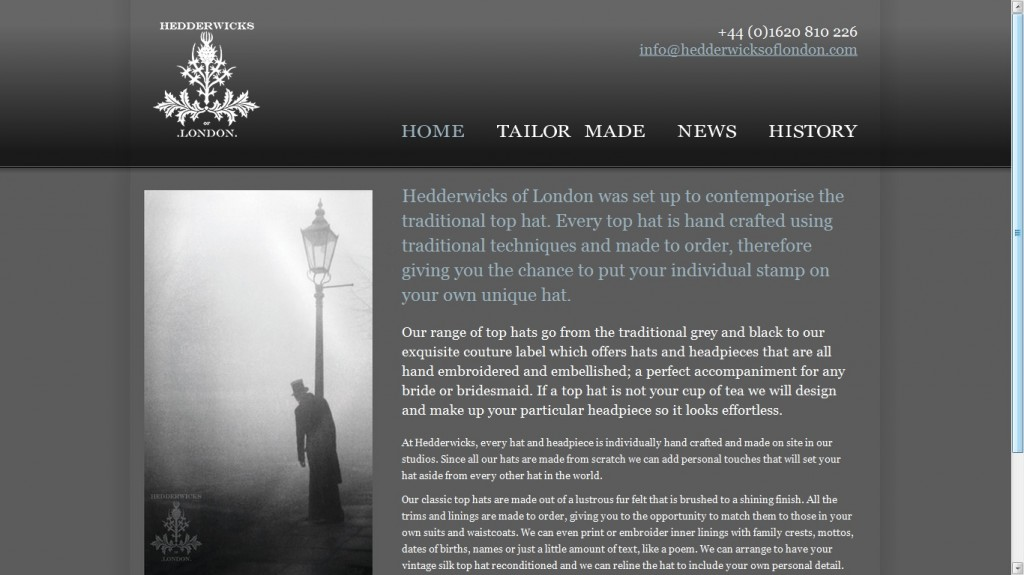 Hedderwicks of London