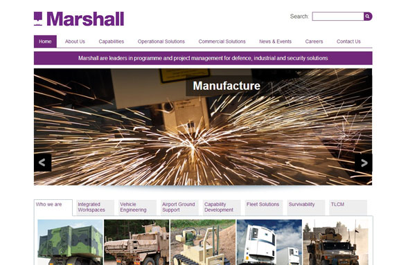 Marshall Land Systems
