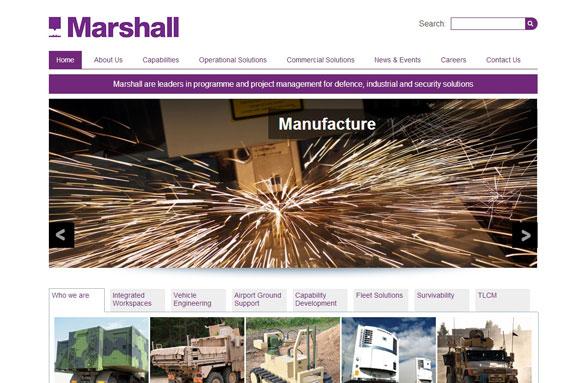 Marshall Land Systems