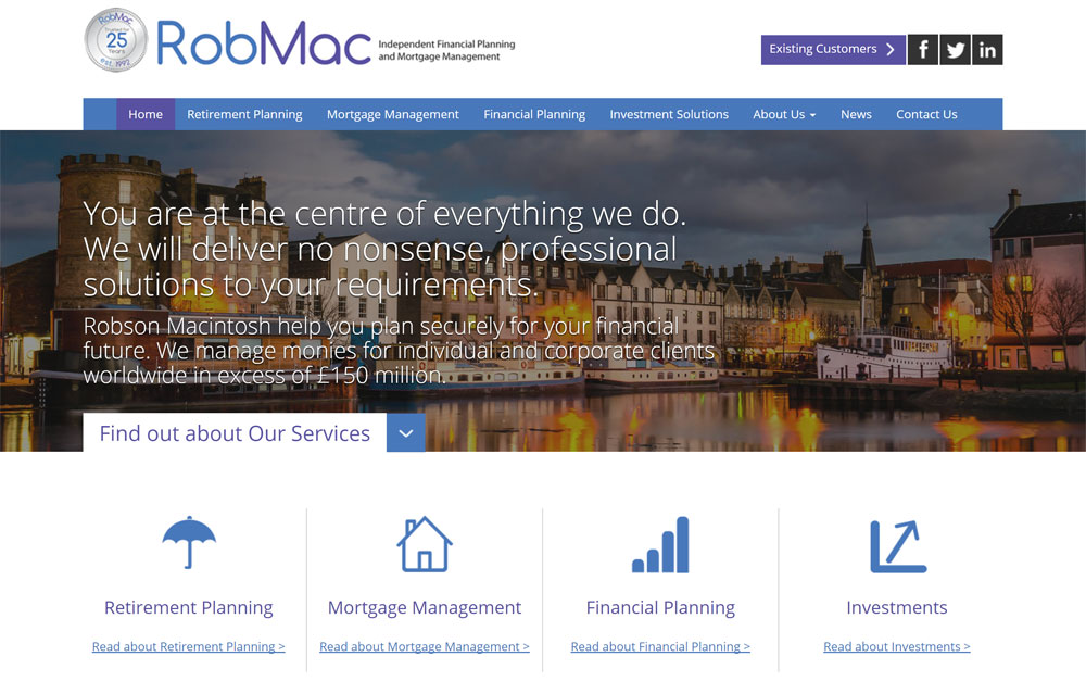 Robson Macintosh - Independent Financial Advisors